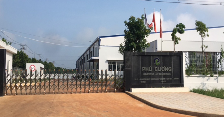 Dự án Nhà máy Phụ liệu Phú Cường đạt Chứng nhận Công trình xanh LOTUS Gold